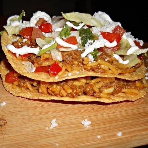 Fiesta tostadas