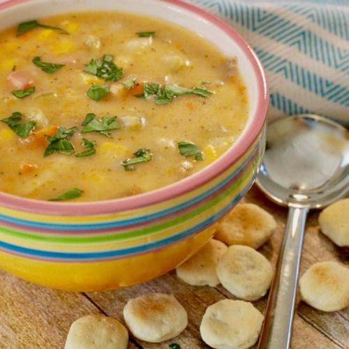 Potage ou soupe de pommes de terre