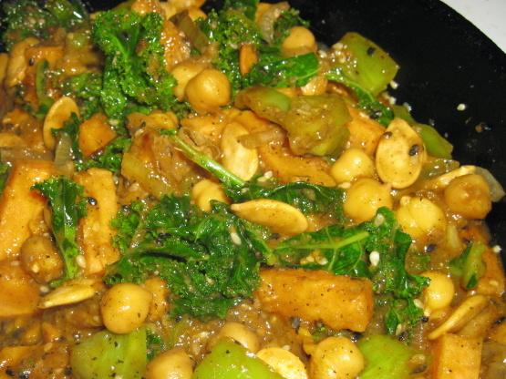 Curry arc-en-ciel 3