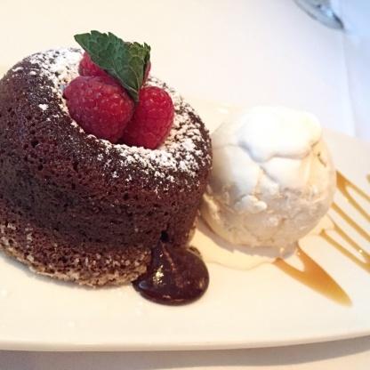 Le légendaire gâteau au chocolat chaud de Morton